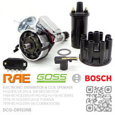 RAE ELEC DISTRIBUTOR BOSCH MODULE/COIL V8 253-308 5.0L RED [HOLDEN VB COMMODORE