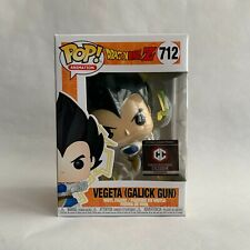 Funko Pop! Vegeta (Galick Gun) Chalice Exclusive Dragon Ball Z DBZ Anime 712