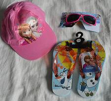 Girls Character Official Disney Princess Baseball Cap Summer Sun Hat 2-8y Pink