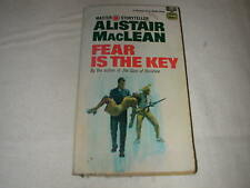 Fear is the Key by Alister MacLean (1958, Paperback)