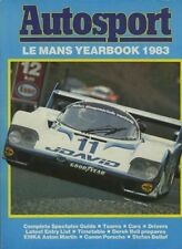 Autosport 1983 LE MANS YEARBOOK - Teams & Cars & Drivers