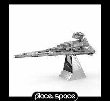 Star Wars Imperial Star Destroyer 3D Kit Modelo de Metal de metal (Wk 34)