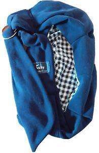 Pet Carrier Comfort Tote Shoulder Sling Blue