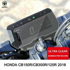 Motorcycle Dashboard Clock Screen Protector For CB125R / CB300R 2018-2020