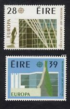 Ireland: SG667/668; Europa (1987) Modern Architecture, complete mint (MNH) set