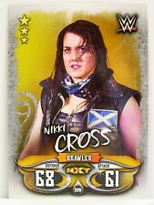 Slam Attax - #220 Nikki Cross - Live 2018