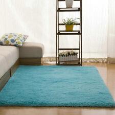 Fluffy Rugs Anti-Skid Shag Area Rug Dining Room Bedroom Carpet Floor Mat Newest