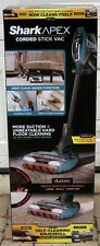 SHARK APEX DUOCLEAN WITH ZERO-M CORDED STICK VACUUM (ZS362) , NEW IN BOX