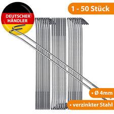 Heringe Bodenanker Erdnägel Zelt Erdanker Zeltheringe Stahl verzinkt Anker