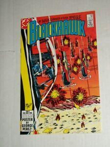 DC BLACKHAWK #268 (1984) Luftwaffe, Mark Evanier, Dan Spiegle, Doug Wildey