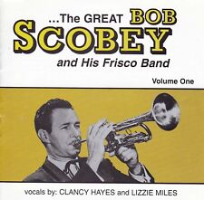 BOB SCOBEY and HIS FRISCO BAND ...The Great / Volume One CD - Jazz - New