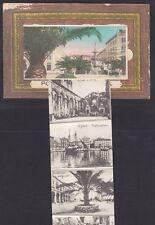 CROAZIA SPALATO 10 Hrvatska - SPLIT Cartolina VALIGETTA con 10 VEDUTINE 1929