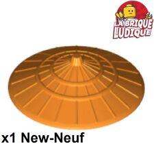 Lego 1x Minifig hat Conical Asian chapeau chinois conique orange 93059 NEUF