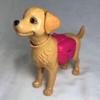 Mattel Barbie Potty Training Taffy Dog Doll Pet Eats Poops
