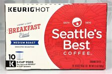 Seattle's Best Coffee Breakfast Blend Keurig K Cup Cups Seattles