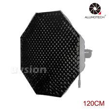 "120CM 47.5"" Octagonal Soft Box Honey Comb Grid For Studio Accessory Flash Light"