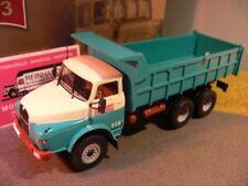 1/43 IXO SAVIEM MAN Benne-Camion Truck 1978