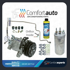 New AC A/C Compressor Kit Fits: 2002 2003 2004 2005 Jeep Liberty V6 3.7L ONLY