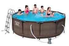 bestway frame pools guenstig kaufen ebay