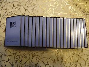 Angel Mugler 20 échantillons de 1,2ml soit 24ml