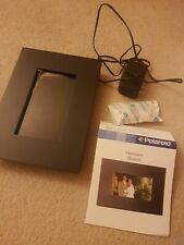 "Polaroid IDF-0720 7"" Digital Photo Frame"