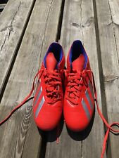 ADDIDAS X 18.4 Trainers UK Size 10 Worn Once IMMACULATE
