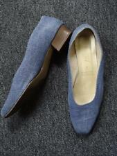 Smart Blue Shoes