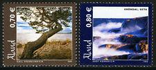 Aland Islands 239-240, MNH. Landscapes, 2005