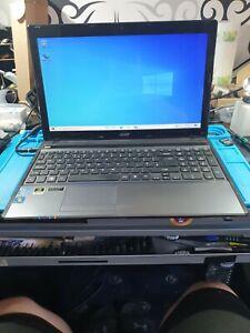 Acer Aspire 5755G with i7-2670QM, 8Gb RAM, 1TB HDD, nVidia GT 540M
