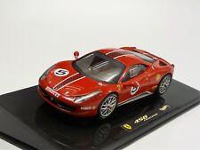 Ferrari 458 Challange No.5  Hot Wheels Elite X5504 Neu in OVP 1/43