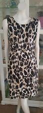 Trent Nathan cocktail dress.Sz10.Has stretch.Fully lined.Excellent condition