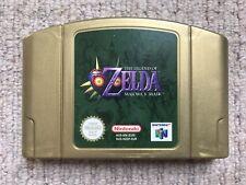The Legend Of Zelda Majoras Mask - Nintendo N64 Cart Only UK PAL (B)