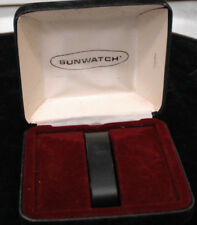 Synchronar LED Sunwatch watch  box.  Great condition, no outer sleeve.