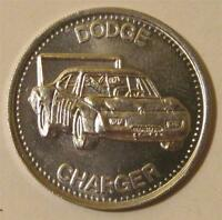 Hot Wheels Dodge Charger Daytona Shell Coin '72 Premium Hotwheels