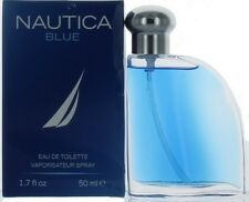 Nautica Blue by Nautica for Men EDT Cologne Spray 1.7 oz.-Shopworn NEW