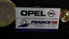 Fussball Pin Badge Opel Sponsor WM DFB Frankreich France 98 World Cup Pin Badge