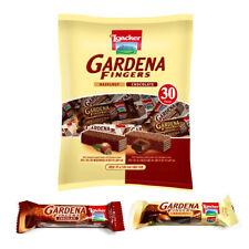Loacker Gardena Fingers 30 Pieces (Chocolate+Hazelnut) Total-375g Highest Level