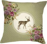Katie Alice Highland Fling Shabby Chic Large Scatter Cushion