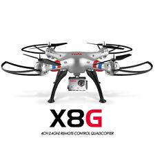 Quadricottero Radiocomandato Syma X8G Explorers - 2,4 Ghz  Con Videocamera 5 Mpx