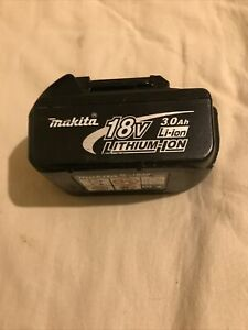 Genuine Makita BL1830 18V 3.0Ah  Lit-ion Battery