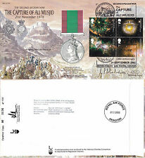 24 SEPTEMBER 2002 ASTRONOMY / CAPTURE OF ALI MUSJID HAND SIGNED LE COVER