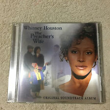 Preacher's Wife Soundtrack by Whitney Houston (CD) Special Edition Cover_VGC.