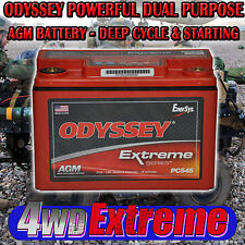 ODYSSEY PC545MJ HIGH PERFORMANCE DRY CELL BATTERY AGM MOTORBIKE ATV QUAD CAR