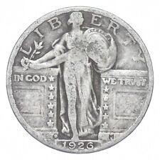 Better 1926-D - US Standing Liberty 90% Silver Quarter Coin Set Break *260