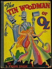 Baum, L. Frank: The Tin Woodman of Oz HB/No DJ 1st/Later