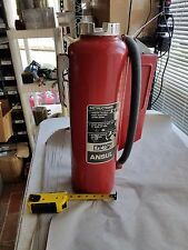 Ansul 20lb ABC Dry Chemical Cartridge Fire Extinguisher