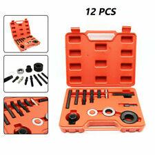 12pcs Power Steering Pump Remover Alternator Pulley Puller Installer Tool Kits