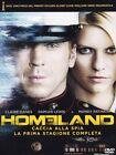 HOMELAND - STAGIONE 1 (4 DVD) COFANETTO ITALIANO, NUOVO, ORIGINALE