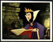 Queen #125 Snow White And The Seven Dwarfs 1987 Panini Disney Sticker (C1390)
