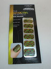 LOreal~ Project Runway THE SEDUCTIVE TEMPTRESS Nail Stickers
